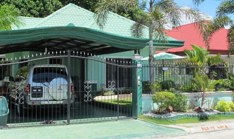 HFS 460 property in Davao City