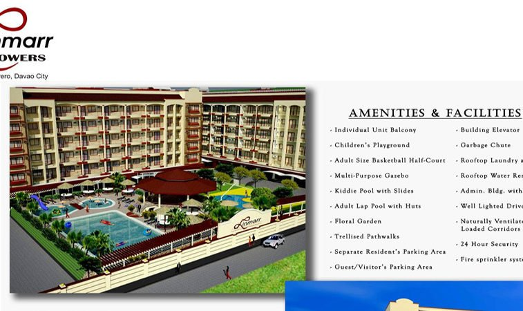 Linmarr Towers - Condominiums property in Davao City