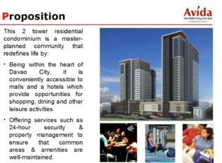 AVIDA Towers Davao