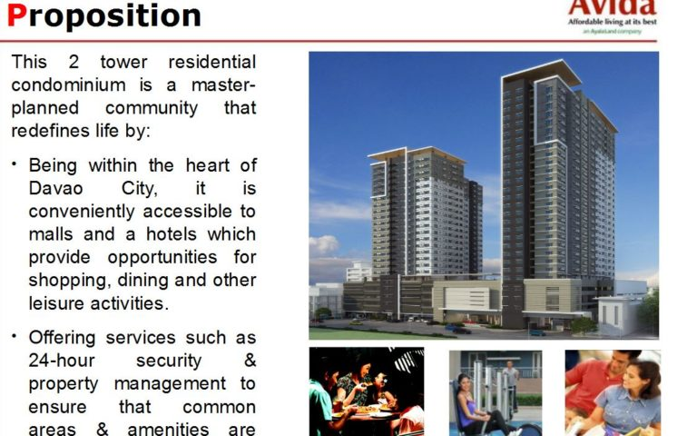 Avida Towers Davao - Condominiums property in Davao City