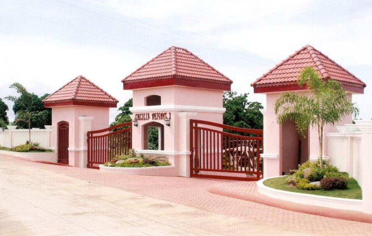Cecilia Heights - Subdivision property in Davao City