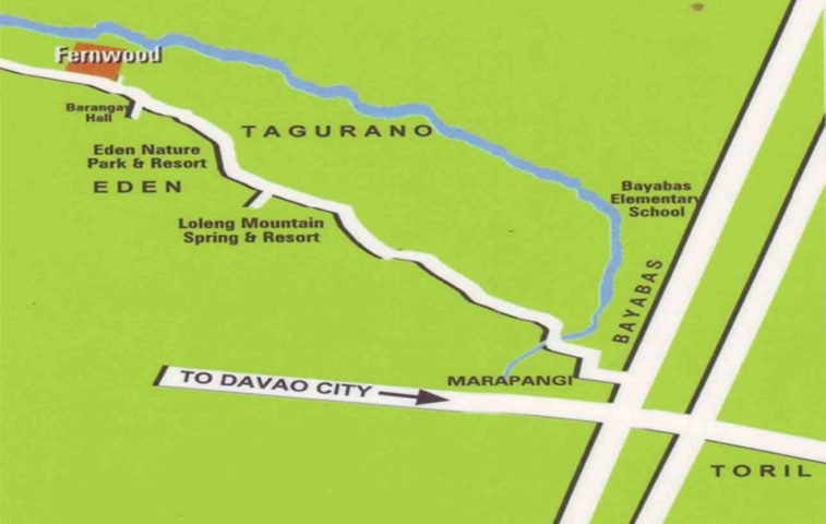 Fernwood - Subdivision property in Davao City