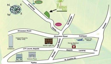 Las Palmas Verdes property in Davao City