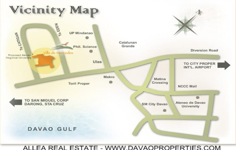 Villa De Mercedes property in Davao City