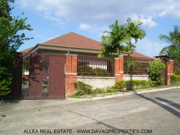 Davao House For Sale 5000 - House For Sale property in Davao City