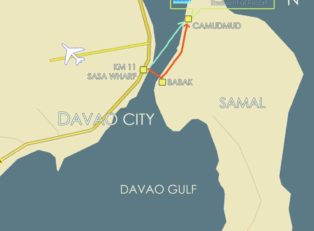 Samal Lot For Sale 28 - Lot for Sale property in Davao City