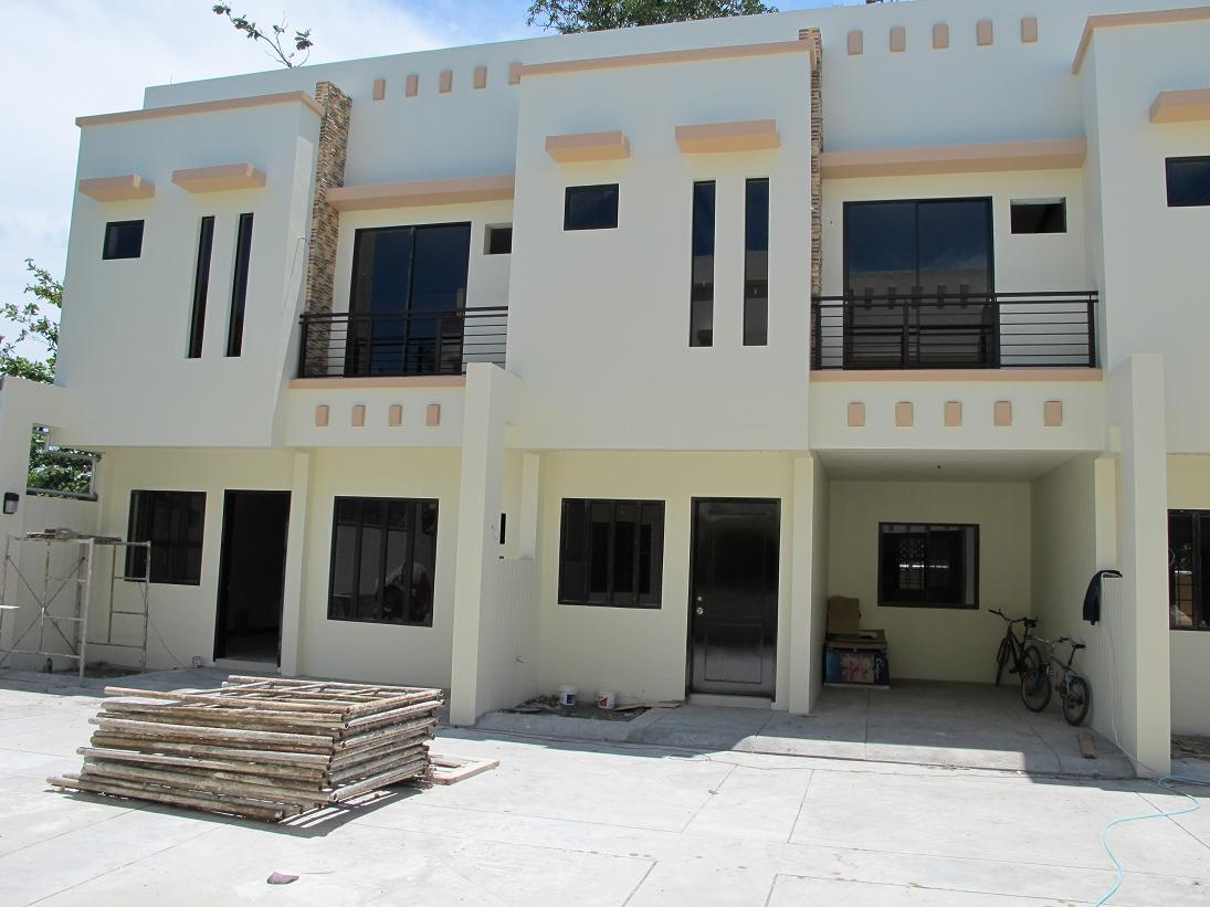 Philippine Townhouse Davao House For Rent 210  Allea Real Estate  House For Sale Or .