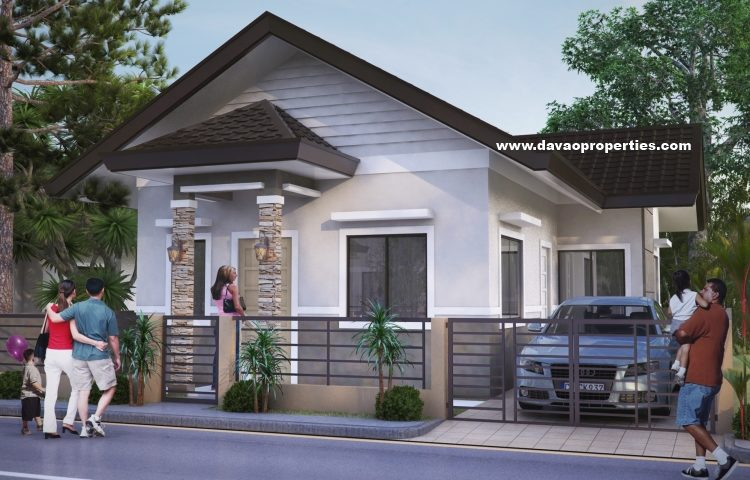 Davao House For Sale 380 - House For Sale property in Davao City