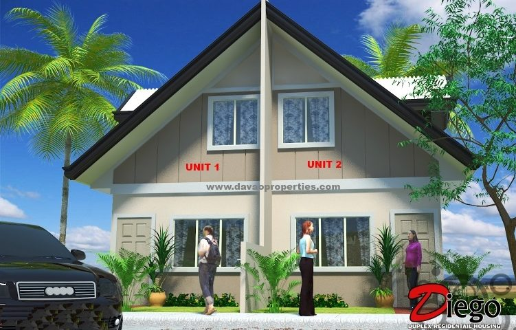 HFS 64 property in Davao City