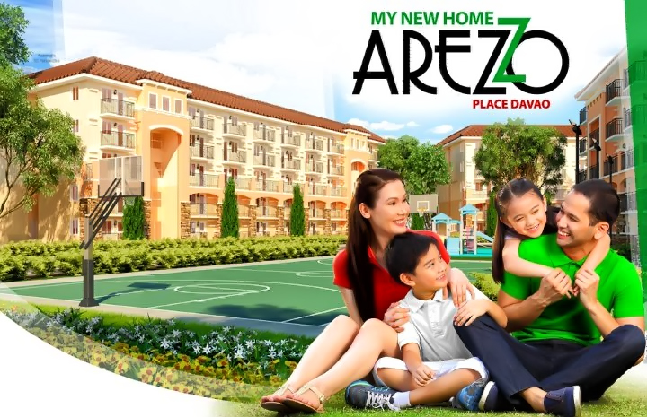 Arezzo Place - Condominiums property in Davao City