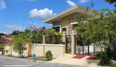 HFS 750 - House For Sale property in Davao City