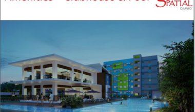 8 Spatial - Condominiums property in Davao City