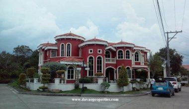 Davao House for Sale 2501 - House For Sale property in Davao City