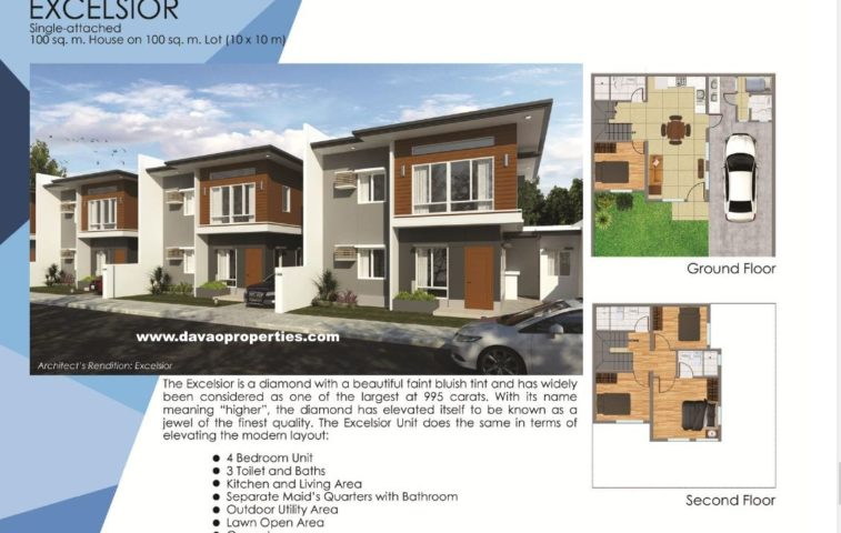 Davao House for Sale 309 - House For Sale property in Davao City