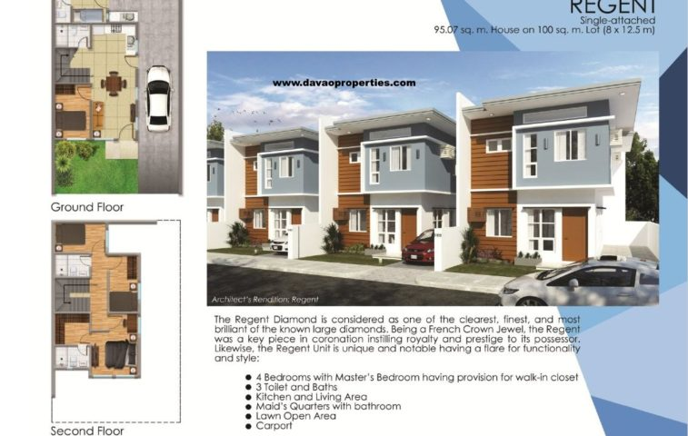 Davao House for Sale 297 - House For Sale property in Davao City
