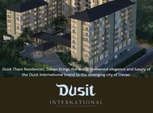 Dusit Thani Residences - Condominiums property in Davao City