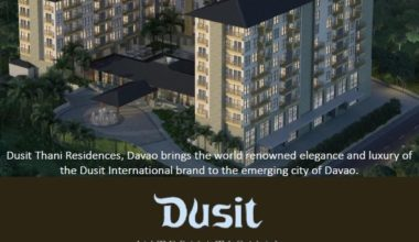 DUSIT THANI RESIDENCES property in Davao City