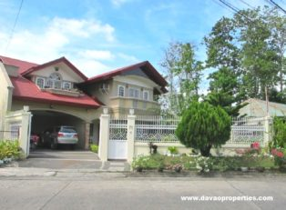 Davao House for Sale 1800