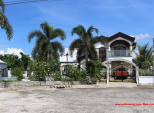 Davao House For Sale 2800 - House For Sale property in Davao City