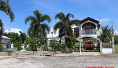Davao House For Sale 2100 - House For Sale property in Davao City