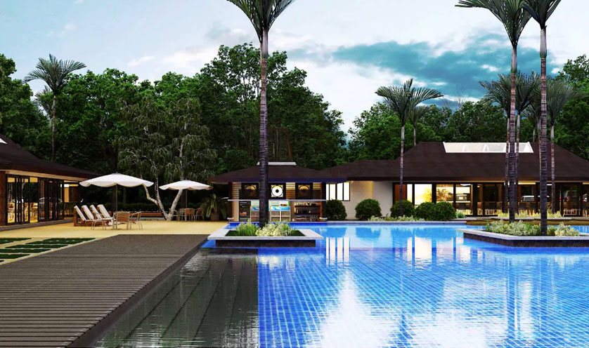 Amiya Resort Residences