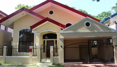 Davao House For Rent 502 property in Davao City