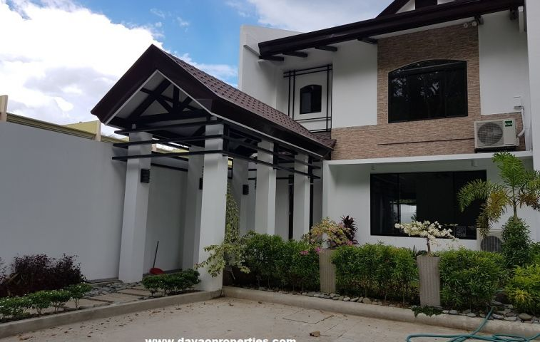 Davao House For Rent 550 - Davao property in Davao City
