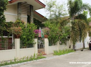House For Sale 552 - Davao property in Davao City