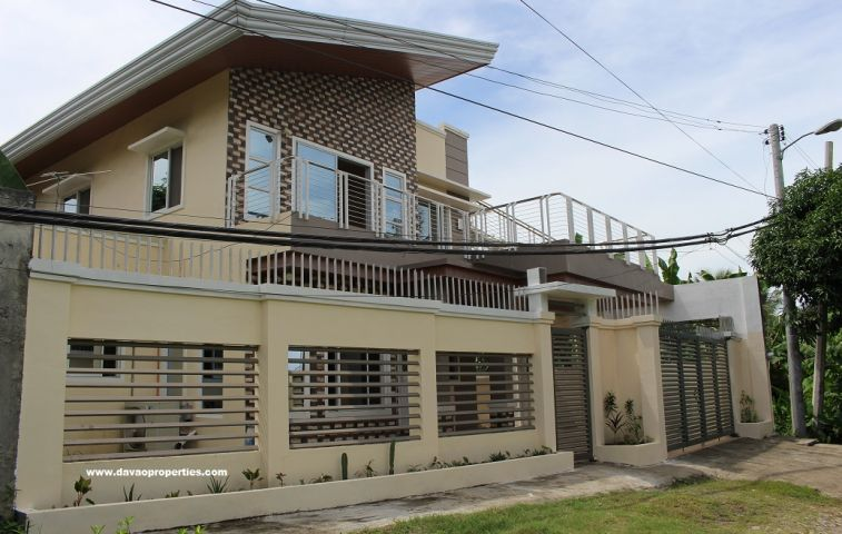 Davao House For Sale 800 - Davao property in Davao City