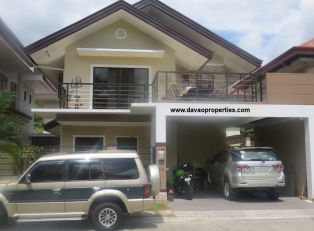 Davao House For Rent 600