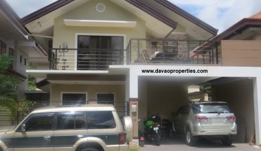 Davao House For Rent 600 - Davao property in Davao City