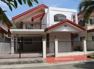 Davao House For Sale 902 - Davao property in Davao City