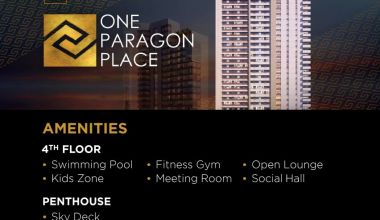 The Paragon Davao - Condominiums property in Davao City
