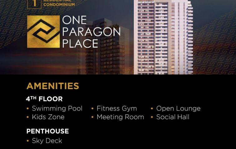 The Paragon Davao - Condominiums property in Davao City