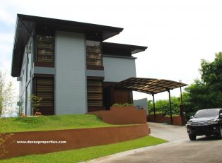 Davao House For Sale 3301 - Davao property in Davao City