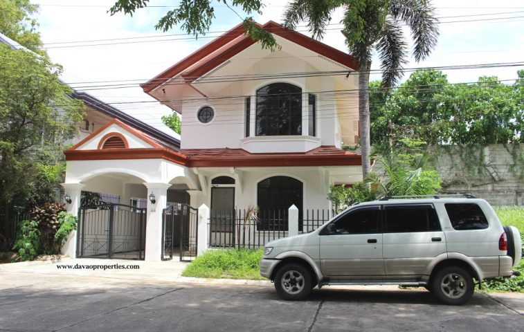 Davao House For Sale 1300 - Davao property in Davao City