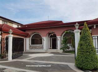 Davao House For Sale 3000 - House For Sale property in Davao City