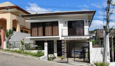Davao House For Sale 2500 property in Davao City