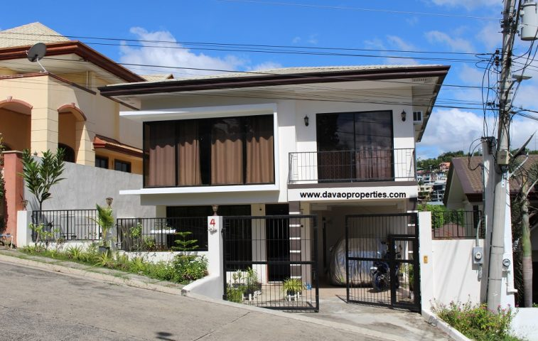 Davao House For Sale 2500 - House For Sale property in Davao City