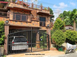 Davao house For Sale 1301