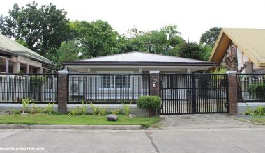 Davao House For Rent 780 - House For Rent property in Davao City