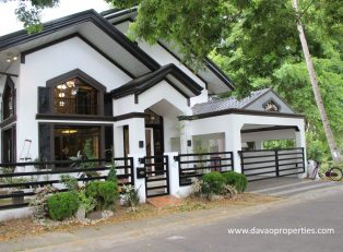 Davao House For Sale 1850 - House For Sale property in Davao City